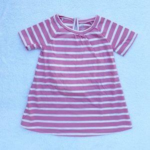 Gap Striped Dress Size 18-24 Month NWT